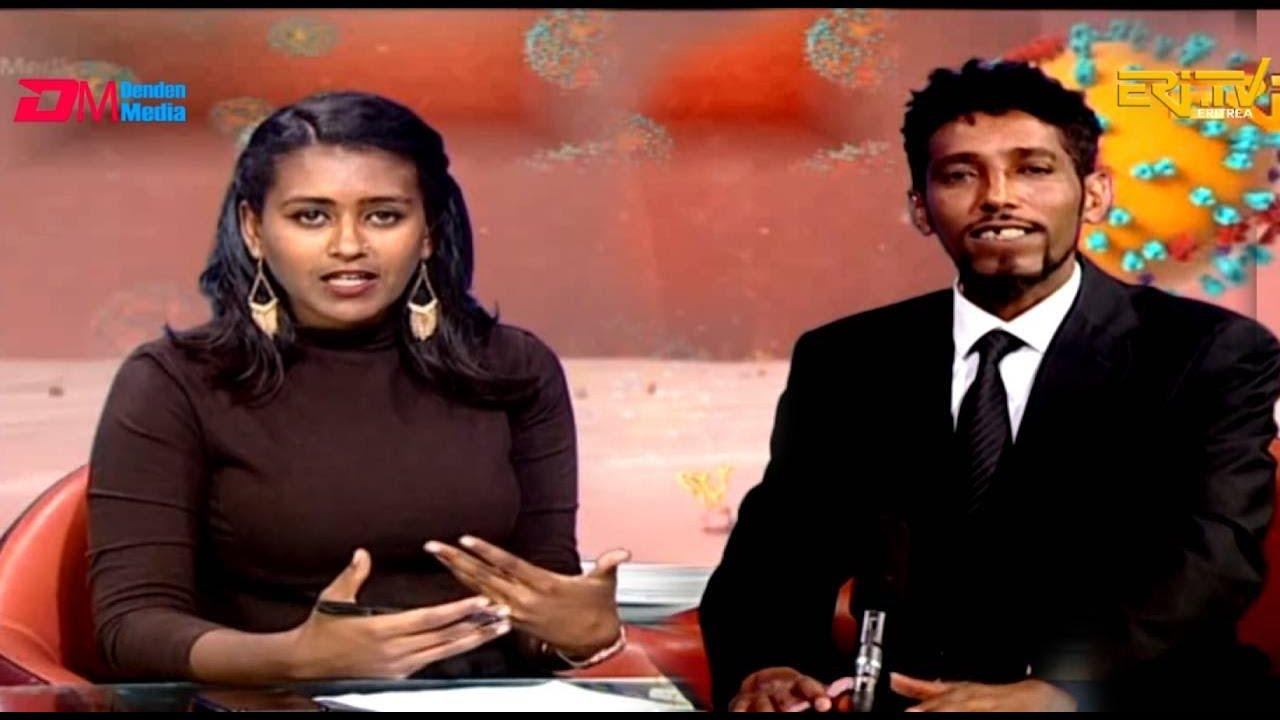 Eri-TV: Journalists Zahra Baduri & Hayelom Bereqe host calls from inside & outside the country