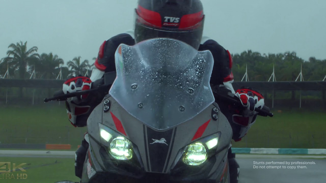 2020 TVS Apache RR310 | Ultra HD | 4K Experience| Surround Sound