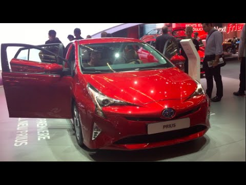 Lastest Toyota Prius 2016 In Detail Review Walkaround Interior