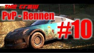 The Crew #10 PvP - Rennen (letztes vor Wild Run) (1080p/PS4/German)