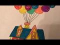 Up house Disney | Chloe Dunford