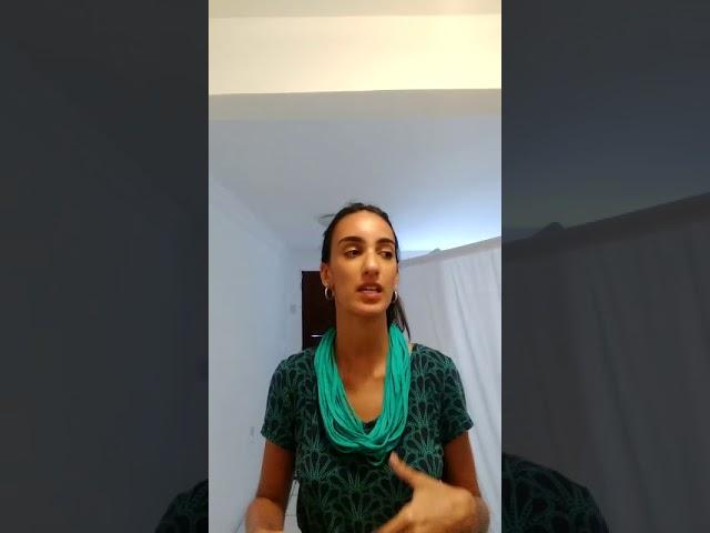 Orientadora Luminescente Carolina Paiva