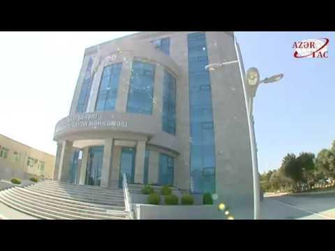 Президент Ильхам Алиев принял участие в открытии нового здания Наримановского районного суда