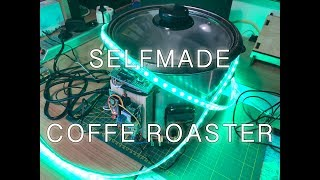 DIY Homemade Coffee Roaster