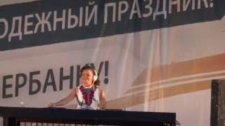 DJ ТАТЬЯНА МОРОЗОВА(Comedy Woman).ИРКУТСК.РИТМОСФЕРА 2016.