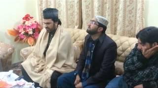 Syed Zubeeb Masood and Qari Nadeem Awan TOGETHER