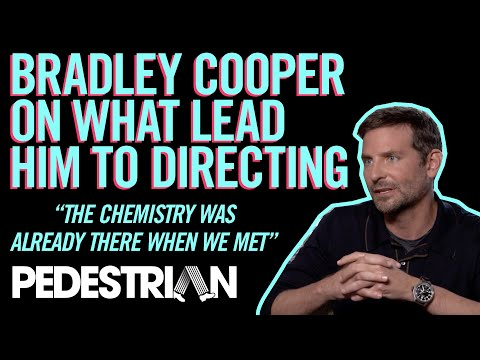 How An Existential Crisis Lead Bradley Cooper To Directing
