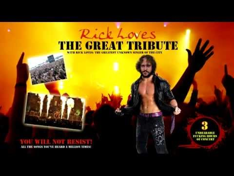 RICK LOVES - THE GREAT TRIBUTE - 40 SONGS + 1 BONUS!!!
