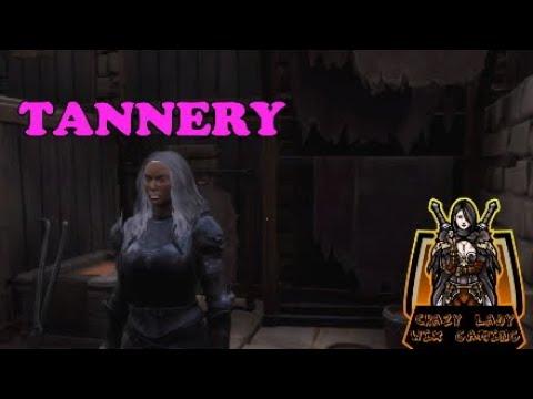 Tannery Conan Exiles |