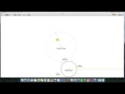 Flat Earth Confusion: zig zag argument, Antarctica, 24 hour sun, debunked