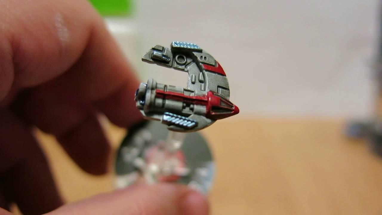Star Wars Armada Custom Paint