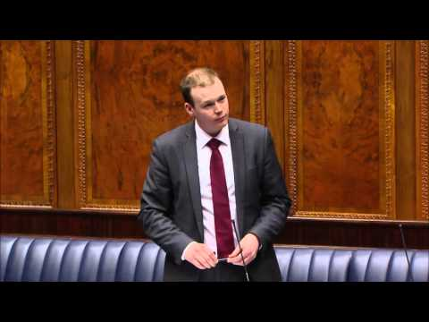 Question Time: Office of the First Minister and deputy First Minister Monday 15 February 2016