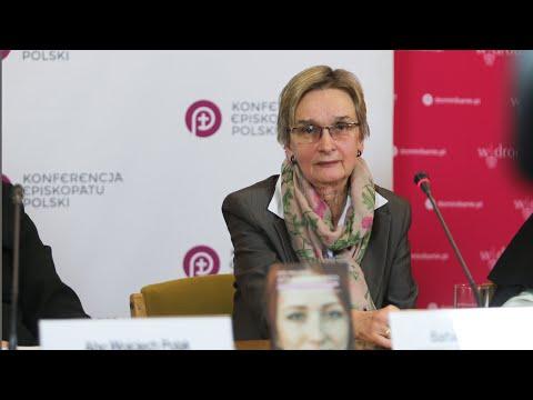 Barbara Smolińska o pomocy osobom zranionym w Kościele