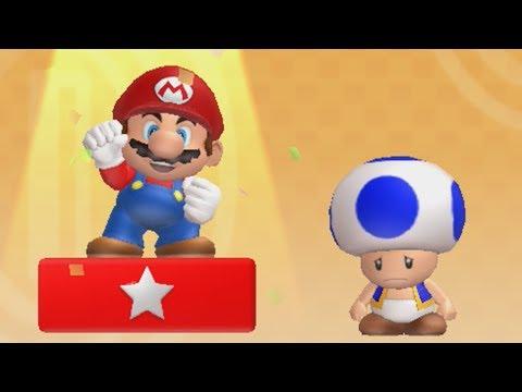 New Super Mario Bros U - Coin Battle #2