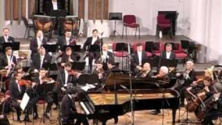 Brahms First Piano Concerto Poom Prommachart clip 1