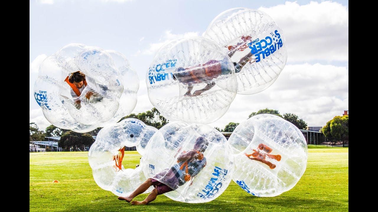 Bubble Soccer Australia - We Come To You! | Bubble Sports Australia