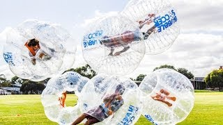 Bubble Soccer Australia - We Come To You! | Bubble Sports Australia