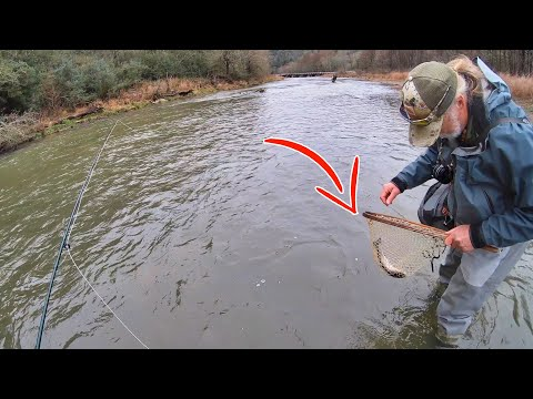 Fly Fishing For Trout : Broken Bow Oklahoma