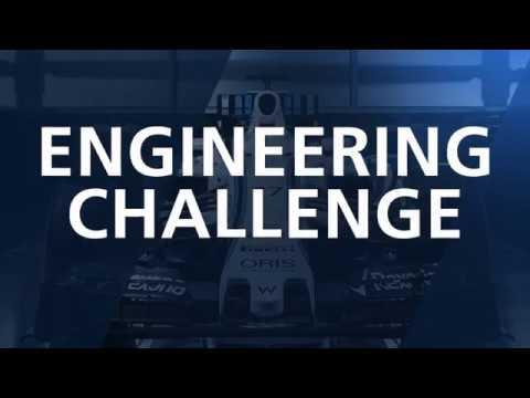 Engineering Challenge Winners 2016 Trip to Williams Trailer