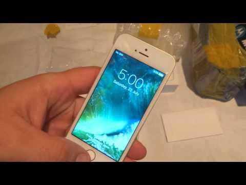 Оригинальный Iphone 5s с Aliexpress
