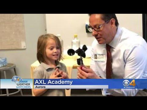 Jr. Weather Watcher Visit With AXL Academy In Aurora