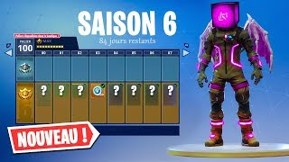 Saison 6 Fortnight