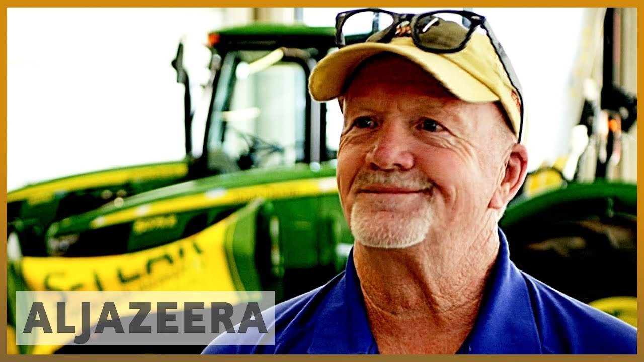 AlJazeera English:US-China trade war: US agriculture faces challenges