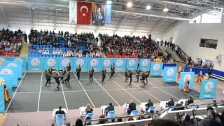Kocaeli 24 Kasım Anadolu Lisesi 2015 Liseler Arası Halk Oyunları Yarışma Birincisi