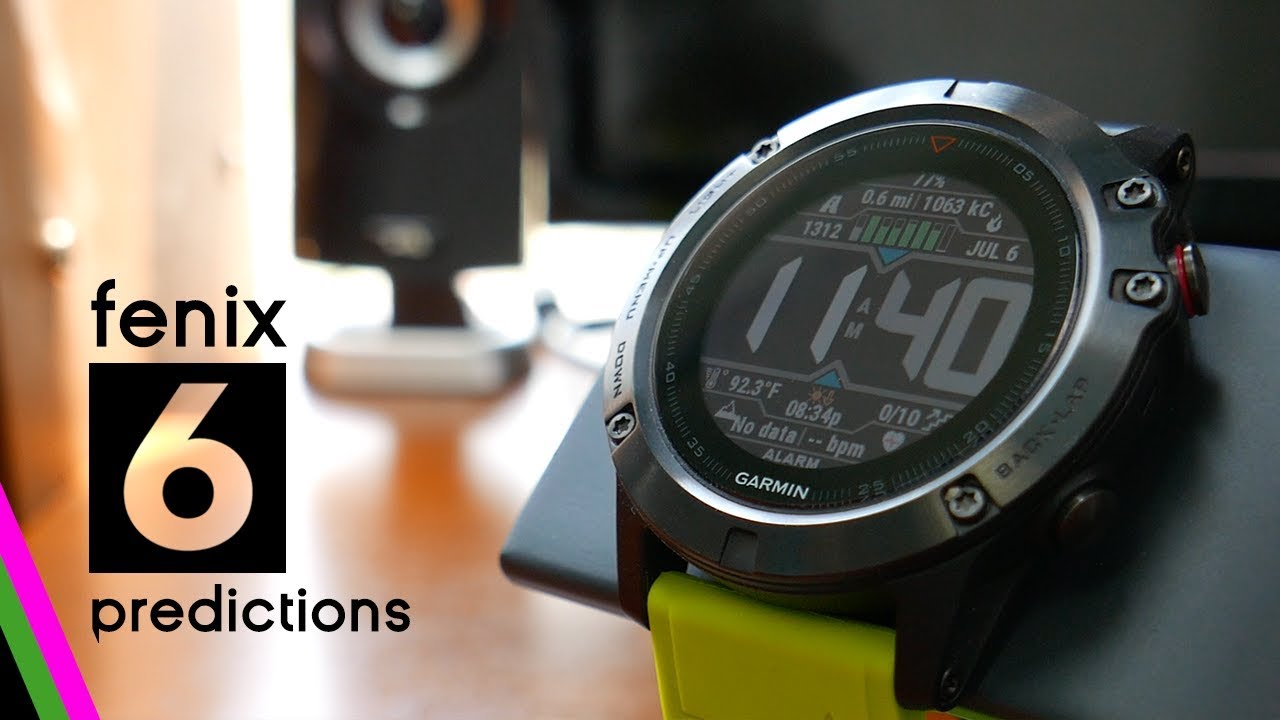 garmin fenix 6 predictions turned out to be the 5 plus. Black Bedroom Furniture Sets. Home Design Ideas