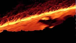hawaii lava flow