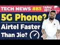 Huawei 5G Phone,Airtel vs Jio, Facebook Mobile Recharge,Amazon Samsung Sale,Vodafone New Plan-TTN#83