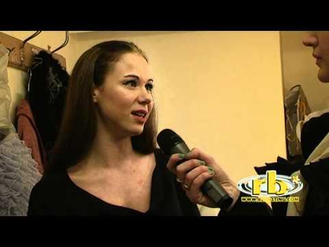 CLAUDIA FEDERICA PETRELLA - intervista (Il Miracolo di Don Ciccillo) - WWW.RBCASTING.COM
