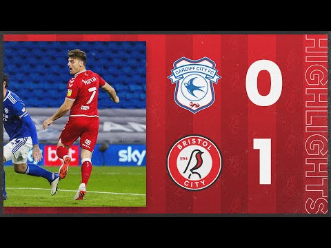 Cardiff Bristol City Goals And Highlights