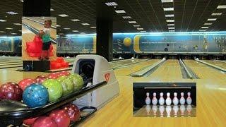 bowling para niños Jugar bolos  con los niños