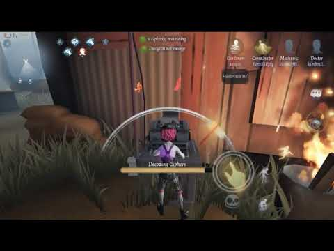 RANKED Mechanic - Identity V - Jul 17 2018 #5