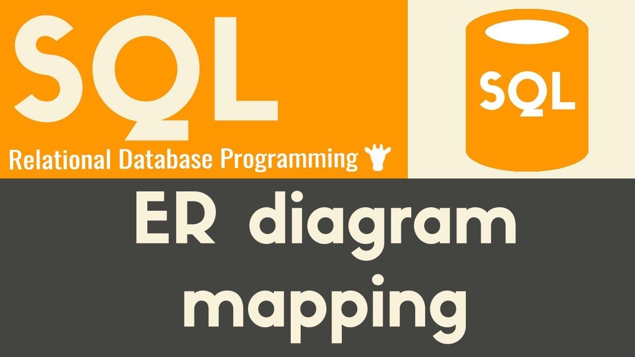 medium resolution of converting er diagrams to schemas sql tutorial 23