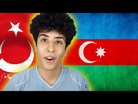 AZERBAYCAN ŞARKISI DİNLEYEN BİR TÜRK ! (Azerbaycan Şarkıları Tepki)