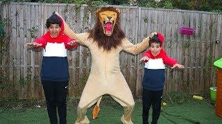 Kids pretend play Johny Johny Yes Papa Nursery Rhymes Song,les boys tv2
