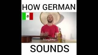 how german sounds