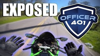 The TRUTH About Officer401
