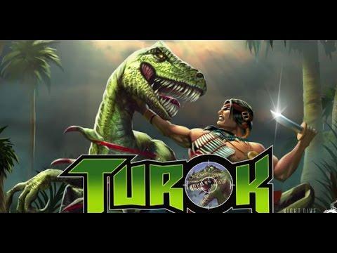 Прохождение Turok: Dinosaur Hunter Remastered - Часть #1 [4K]