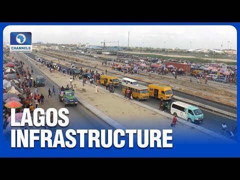Lagos Badagry Expressway Wears A New Look