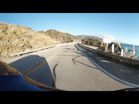 Big Sur Road Trip (360 video)