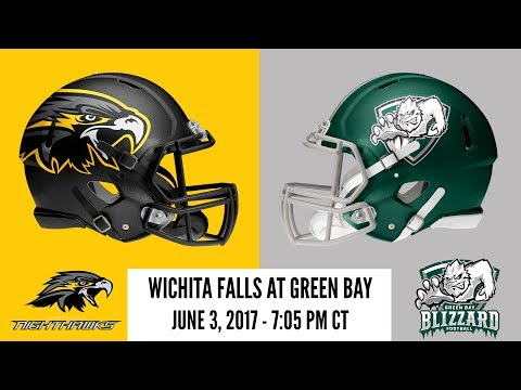 Week 16 | Wichita Falls Nighthawks at Green Bay Blizzard