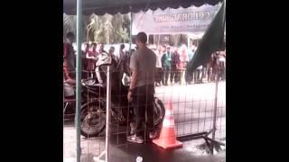 DCMS drag bike ninja topeng 9 detik