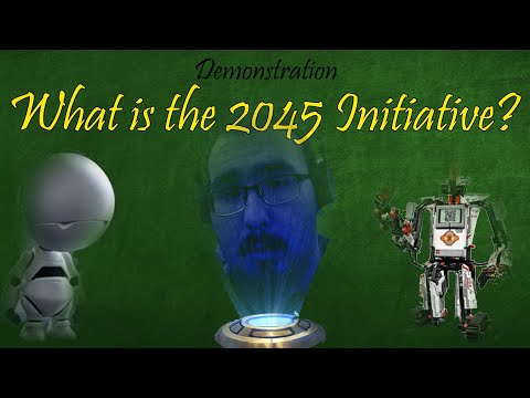 What is the 2045 Initiative?