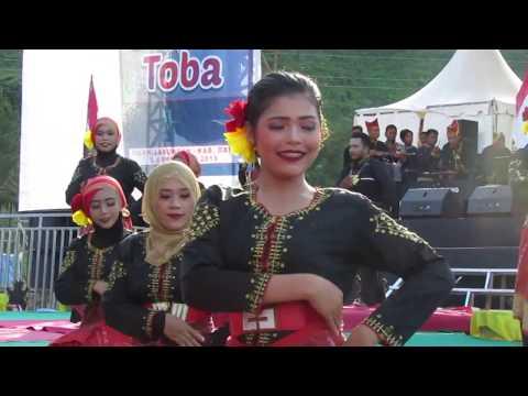 Pembukaan Festival Danau Toba 2018 Tarian Dari Sanggar Tari Binaan Dinas Pariwisata Kabupaten Dairi Mp3