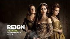 Reign Staffel Season 3 Trailer lang sixx german deutsch