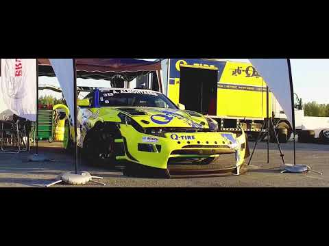 Qatar Drift Championship - Round 2 Teaser