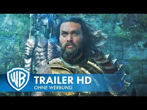 AQUAMAN - Offizieller Trailer #1 Deutsch HD German (2018)